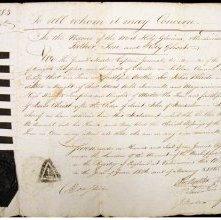 Image of 986.3 - Certificate, Membership