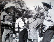 Image of Jimmy Durante, Leo Fields, Helen Kenaston, Kenny Paul - 47-136