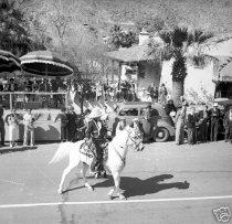 Image of Desert Circus Parade 1936      - 90-1780