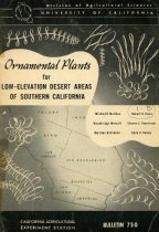 Image of 64-0216 - Ornamental Plants for Low-Elevation Desert Areas of Southern California