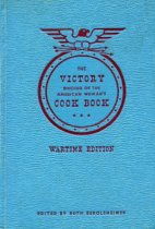 Image of 64-0226 - The Victory Binding of the American Woman's Cook Book