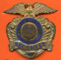 Image of 13-150 - Badge, Law Enforcement