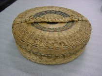 Image of 04429.001-.002 - Basket, Needlework