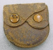 Image of 1987.107.009.10 - Purse, Coin