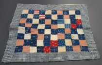 Image of 1993.256.015 - Quilt, Doll