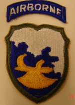 Image of 2003.079.1043 - Patch, Military