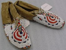 Image of 1997.104.022 - Moccasin