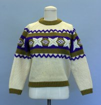 Image of 1986.191.025 - Sweater