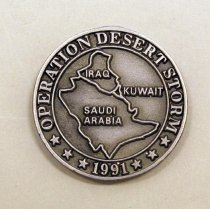 Image of 1991.029.001 - Coin, Commemorative