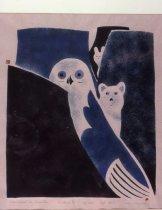 Image of Eskimo Legend: Owl, Fox and Hare