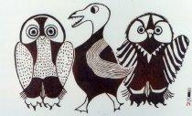 Image of Three Birds