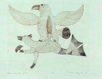 Image of Hawk Combating Spirit