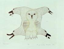 Image of Inuit Art Collection - 1991.001.032.6