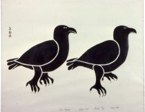 Image of Two Ravens