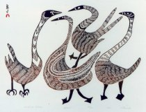 Image of Dancing Birds