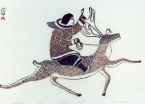 Image of Caribou Rider