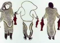 Image of Women Carrying Fish