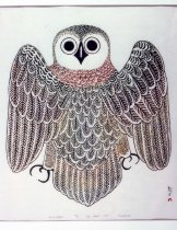 Image of Owl of Kingait