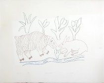 Image of Inuit Art Collection - 1991.001.252