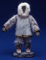 Image of Inuit Art Collection - 1991.002.076