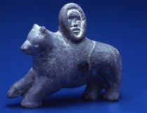 Image of Spirit on Bear