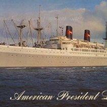 Image of 1967, SS President Wilson