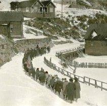 Image of Red Cliff School Nov. 11, 1918