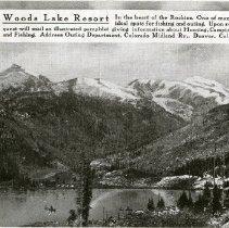 Image of Woods Lake Resort, Colorado