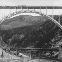 Image of New Eagle River Bridge