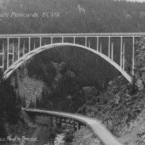 Image of New Eagle River Bridge