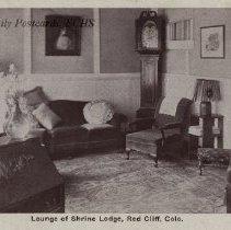 Image of Lounge, Shrine Lodge