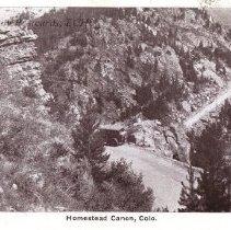 Image of Homestead Canyon, Colo.