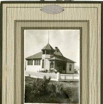 Image of Upper Gypsum School calendar 1916