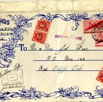 Image of Mailing envelope, World War II
