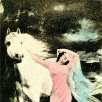 Image of Hand tinted postcard
