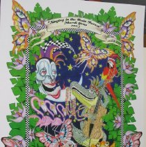 Image of 2004.07.1 - Crew of Gambrinus Mardi Gras Poster