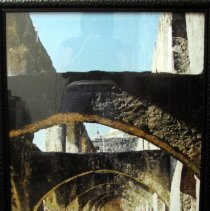 "Image of 2007.03 - Photograph, ""Arches: San Antonio Mission"