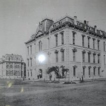 Image of 2007.130 - Photograph, Galveston County Courthouse