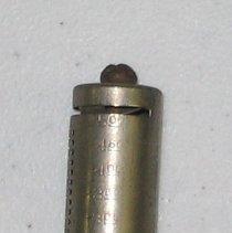 Image of 2007.154.3 - Silver Change Dispenser