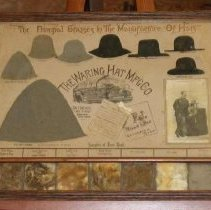 Image of 2009.046 - The Waring Hat Manufacturing Co.