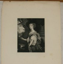 Image of 2009.150 - Print, Portrait of a Woman