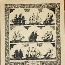 Image of 2009.185 - Print, Principal Rigs of Deepwater Ships