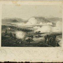 Image of 2009.233 - Print, Battle of Kars