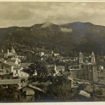 Image of 2009.282 - Photograph, Village in the Valley