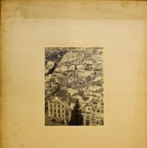 Image of 2009.287 - Photograph, Aerial View of City