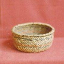Image of 68.14.1 - Native American Basket