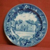 Image of 67.87 - Plate, Commemorative