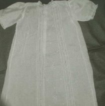 Image of 68.115.1 - Christening Dress
