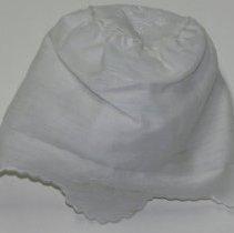 Image of 68.115.15 - Infant's Bonnet
