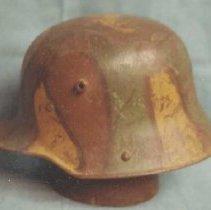 Image of 68.79 - World War I German Trench Helmet